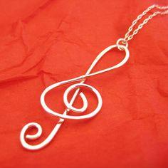 music note jewelry!