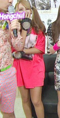 CL's laugh *-*