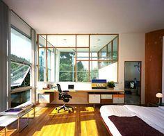Combined Bedroom & Home Office: No-No or Necessity?
