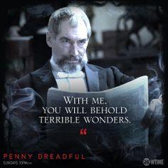 #PennyDreadful   Showtime