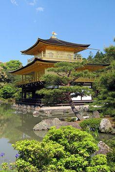 Kinkaku-ji: Golden Pavilion, Kyoto, Japan