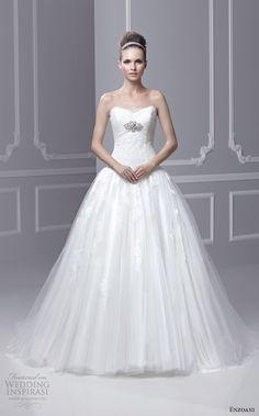 blue by enzoani wedding dresses 2013 bridal fairmont strapless wedding dress