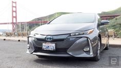 With the Prius Prime Toyota delivers nearly the perfect tech car