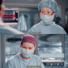 "Grey's Anatomy Scenes's Instagram post: ""Queen Bokhee ❤️"" Greys Anatomy Episodes, Greys Anatomy Characters, Greys Anatomy Cast, Greys Anatomy Memes, Grey Anatomy Quotes, Dance It Out, Youre My Person, Meredith Grey, Really Funny"