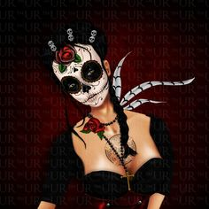 Day Of The Dead by ~Urteil