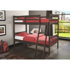 Econo Ranch Bunkbed | Overstock.com Shopping - The Best Deals on Kids' Beds