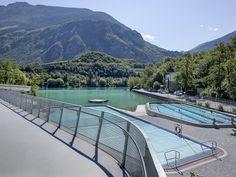 Renovation and extension of the Baths of Géronde / NAU Architecture + Drexler Guinand Jauslin Architekten