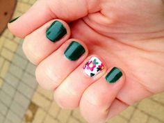 Fun Nail Designs For Short Nails