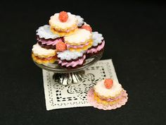 Miniatire food #French Pastries