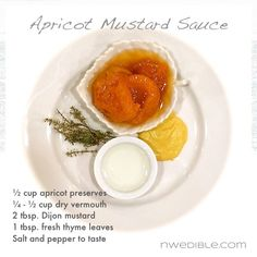 Easy Sauces To Use Your Preserves and Jams