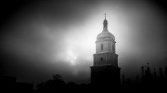 St Sophia in the mist by John Wright on 500px