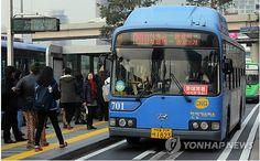 서울시, '심야버스' 8개 노선 운행한다