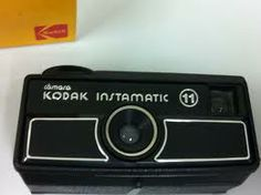 Kodak Instamatic.