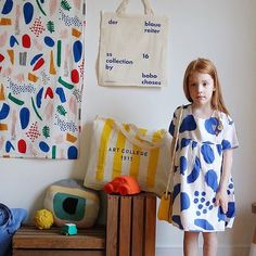 What are your favorite pieces from the Der Blaue Reiter collection? Isn't hard to choose? Gorgeous image courtesy of @thepixietrunk by juniorstylelondon