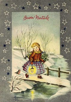 Miss Jane: Christmas Cards 1962