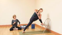 Keys to a Healthy Asana Practice: The Art of Building Core Stability   YogaUOnline