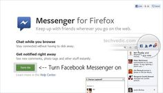 How to Enable Built-in Facebook Messenger and Social API in Mozilla Firefox?  http://techvedic1.blogspot.in/2013/06/how-to-enable-built-in-facebook.html