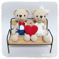 #달콤상상 #끌림카페 #끌림니트디자인학원 #곰커플 #코바늘인형 #곰블리 #곰 #커플인형 #amigurumi #knittingtoys #handmade #knittingdoll #bear Pattern by dalkomss Made by dalkomss 곰블리커플~~!!