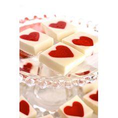 Valentines Jello #Hearts  More #Valentine's #Day #Food #Ideas