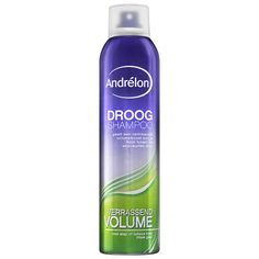 Andrelon Hair Care: Best Dry Shampoo - Volume.