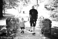 daddy and me photography