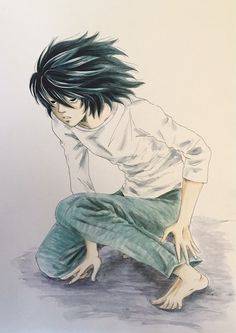 Death Note. L.