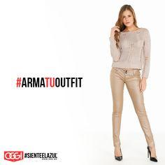 Usa el mejor color para tener el outfit más top ☝ #OggiJeans #Mexico #MyStyle #Moda #SienteElAzul #StreetStyle #DailyOutfit #OOTD #ArmaTuOutfit