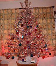 14 Best Grandma S Aluminum Christmas Tree Images In 2013