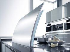 #cocinas Campana modelo futura de Gutmann
