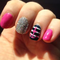 Nautical nails ⚓️