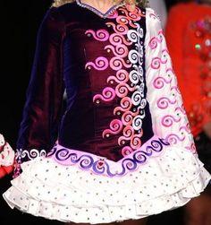 Emily's first gavin irish dance dress | Visit getthatdress.com