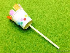 パッと花開く様子も楽しめる、手作りのお花。母の日やお祝いのプレゼントなど、楽しみ方もたくさん♪ どんな花を咲かせようかな?アレンジやアイディアいろいろの製作あそび。 Cute Crafts, Diy And Crafts, Arts And Crafts, Paper Crafts, Games For Kids, Diy For Kids, Crafts For Kids, Spring Activities, Activities For Kids