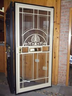 7 Pictures For Building Inspiration Of Steel Security Doors And Frames