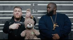 Run The Jewels - Legend Has It (Official Music Video From RTJ3 & Black P...