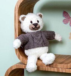 modèle doudou tricot phildar