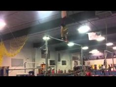 ▶ Hard Gymnasts Bar warm up (10 KipCasts H.S./10 Giants/10 leg lifts/10 chin up by a level 8) - YouTube