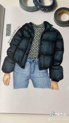 Fashion Design Books, Fashion Design Sketchbook, Fashion Design Drawings, Fashion Books, Fashion Sketches, Fashion Figure Drawing, Fashion Model Drawing, Fashion Drawing Dresses, Fashion Illustration Dresses