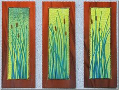 Walks in the Woods - Art Quilts: January 2012