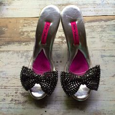 Vintage 1990's Betsey Johnson Jelly  Metal by ShopKingDude on Etsy, $69.49