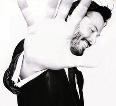 Keanu Reeves -damn that smile gets me every time.my ex-husband looked like Keanu but I didn& really notice it at first.probably the only reason why I stayed with that fool for so long Keanu Reeves, Keanu Charles Reeves, Karl Urban, Photography Poses For Men, Portrait Photography, Gorgeous Men, Beautiful People, Beautiful Soul, Portrait Studio