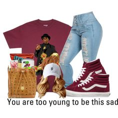 ~Swag by guapg0ddess on Polyvore featuring polyvore, fashion, style and clothing