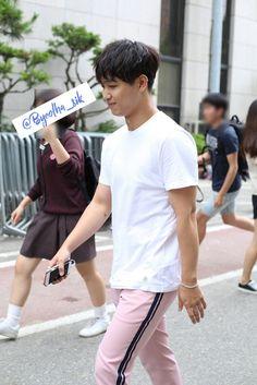 Im Hyunsik, Sungjae, Btob, Minhyuk, Cube Entertainment, Entertaining, Running, Keep Running, Why I Run