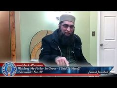 """Islamic-Waves.com: Junaid Jamshed : """"Watching My Father In Grave - I Said To Myself...!"""" Feb 2016 Round Sunglasses, Mens Sunglasses, I Said, My Father, Islamic, Waves, Cleaning, Usa, Sayings"""
