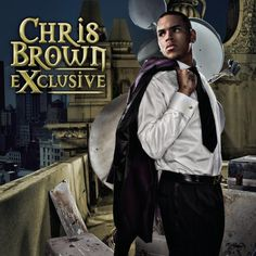 Exclusive Album Cover by Chris Brown
