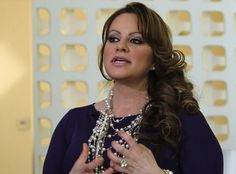In this March 8, 2012, file photo, Mexican-American singer and reality TV star Jenni Rivera speaks during an interview in Los Angeles. The remains of Mexican-American music star Jenni Rivera, who died in a plane crash in Mexico on Sunday, were headed back to the United States after being identified by her family, state officials of the Mexican State of Nueva Leon said Thursday, Dec. 13, 2012. (AP Photo/Reed Saxon, file)