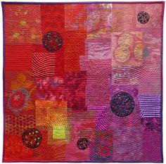 Vrijheid | Ineke van Unen – art quilts – textile art
