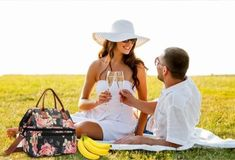 Take your loved one on a picnic