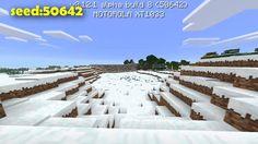 Minecraft-snow