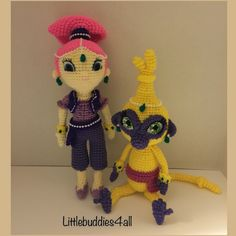 Shimmer and her friend Tala Littlebuddies4all