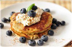 shelikes.de: Healthy Banana Pancakes
